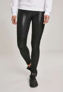 Frauen Leggings in Leder-Optik Quinn