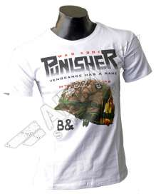 T-shirt Punisher, War Zone