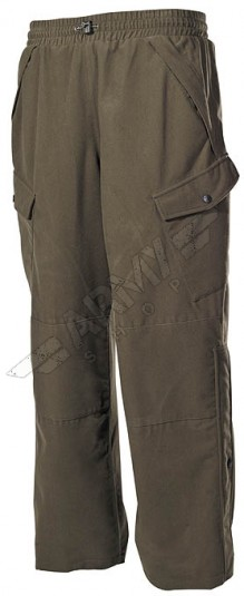 Outdoorhose, Poly Tricot