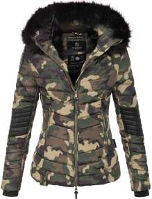 Damen Winter Jacke Mamba