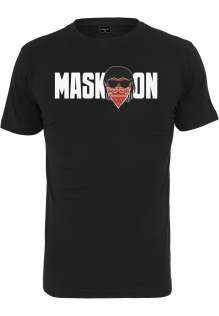 T-shirt Mask On Mask Off