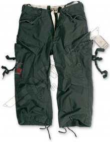 Army Cargo Hose Engineer Vintage 3/4 Pants