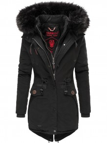 Marikoo Rose Damen Winter Jacke