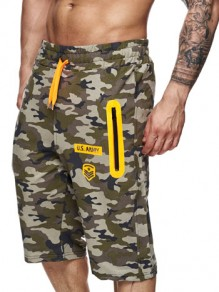 Camouflage Shorts US Army