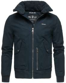 Herren Winter Jacke JIM - Navy