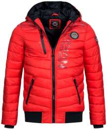 Geographical Norway Herren Winterjacke Botical
