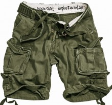 Division Shorts Oversize