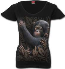 Girls t-shirt MONKEY BUSINESS