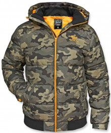 Brandit Cold Harbour Steppjacke Winter
