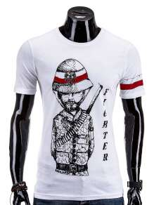 T-Shirt S535 Fighter