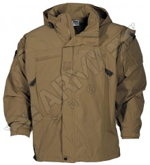US Soft Shell Jacke