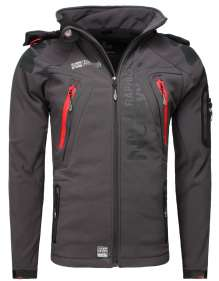 SOFTSHELL JACKE Geographical Norway Tangata