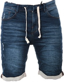 Sublevel Jogg Jeans Bermuda Charly