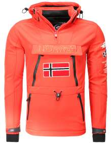 SOFTSHELL JACKE Geographical Norway Tuilding