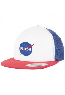 Schildkappe NASA Trucker