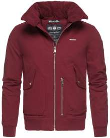 Herren Winter Jacke JIM - Bordeaux