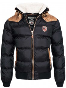 Geographical Norway Steppjacke Alenou