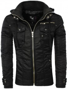 Herrenwinterjacke Rumble