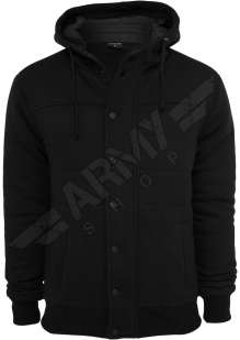 Sweat Winter Jacke mit Kapuze Bjorn