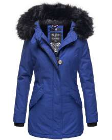 Navahoo Damen Winter Jacke Nisam