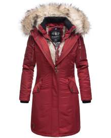 Premium Damen Winterparka Daylight - Bordeaux