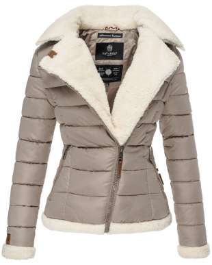 Navahoo Damen Winterjacke Smoothy