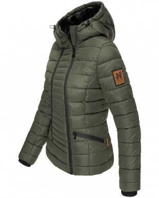 Navahoo Damen Winter Stepp Jacke Tabea