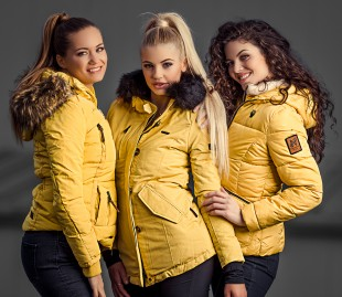 Damen Winter Jacke Navahoo Megan