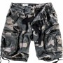 Airborne Shorts - Black Camo