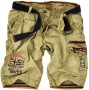 Herrenshorts Geographical Norway Pacome - Beige